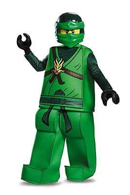 Disguise Lloyd Prestige Ninjago Lego Child Boys Halloween Costume 98132 - Ninjago Halloween Costume Lloyd