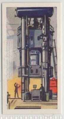 Modern 12000 Tons Psi Metal Forging Hydraulic Press Vintage Trade Ad Card