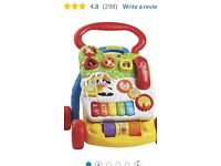 VTech First Steps Baby Walker very good condition £10 (ono)
