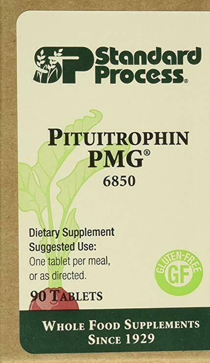 Standard Process - Pituitrophin PMG - 90 Tablets
