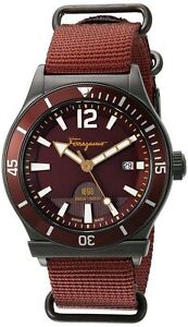 ferragamo watch new salvatore ferragamo 1898 sport men s watch ff3220015