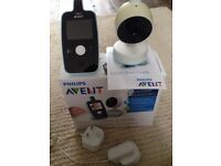 Philips AVENT Digital Baby Monitor with Night Vision