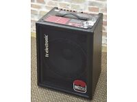 Very powerful amp you can use for rehasals or gig perfomances. As new but no box.