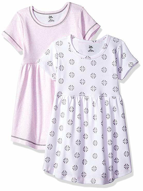 3 Pack Yoga Sprout Cotton Gowns