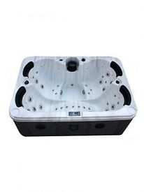 BRAND NEW RELAX 4 person Hottub NOW £2999 comes with loads of extras