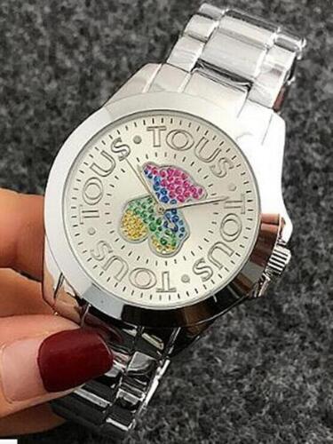 New Design Watches Fashion Luxury Women Ladies Quartz Electronic Bear Watch CA