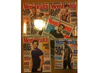 90+ Job lot huge bundle mens health and fitness magazines Wollaton