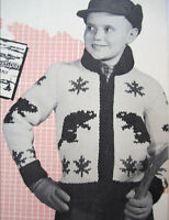 WANTED: Old Mary Maxim Sweater Patterns and Catalogues
