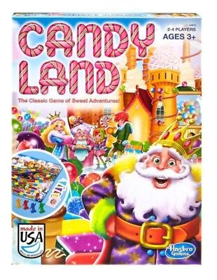 Candy Land Game - Candyland Gameboard
