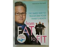 Fat Families Book - From fat to fit by Steve Miller