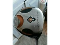 Nicklaus Dual Point 9 degree driver