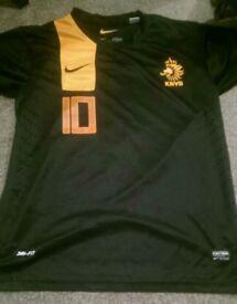 Holland football shirt - Sneijder