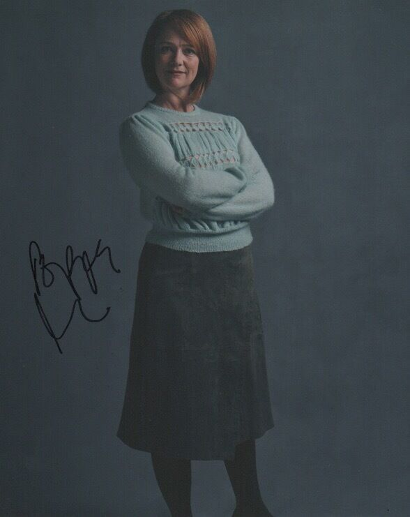 Poppy Miller Harry Potter Cursed Child Autographed Signed 8x10 Photo COA #1