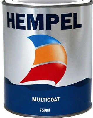 HEMPEL MULTICOAT 750ML MARINE BOAT YACHT TOPCOAT PAINT