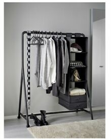 IKEA TURBO clothes rack in/outdoor