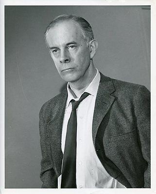 Harry Morgan Portrait Dragnet 1969 Original 1969 Nbc Tv Photo