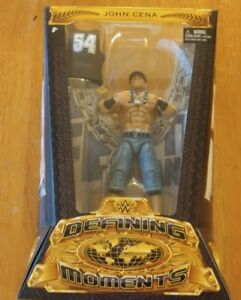 "WWE Wrestling Defining Moments John Cena  6"" Action Figure"