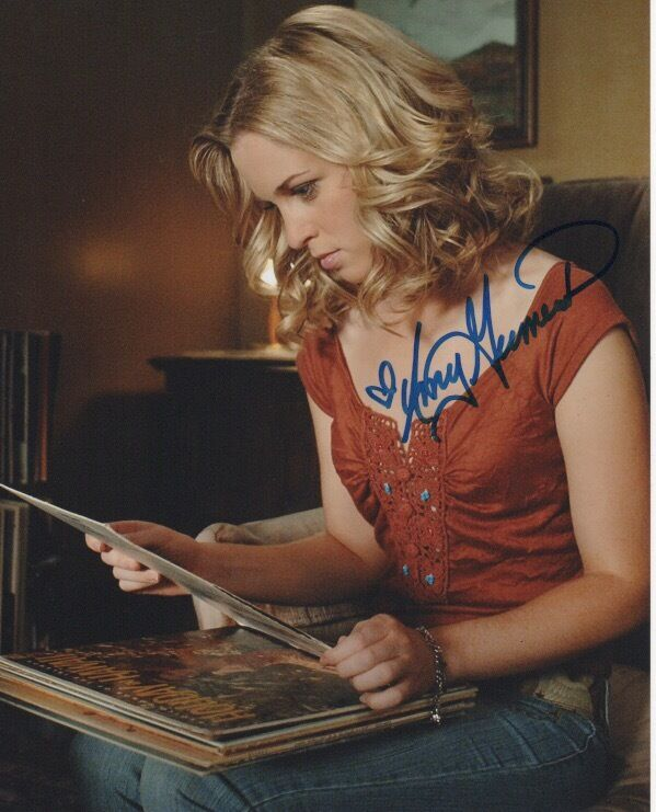 Amy Gumenick Supernatural Autographed Signed 8x10 Photo COA #2