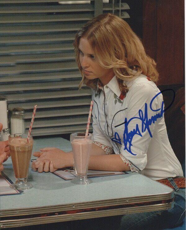 Amy Gumenick Supernatural Autographed Signed 8x10 Photo COA #4