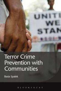 Terror Crime Prevention with Communities, Spalek, Basia, New Book