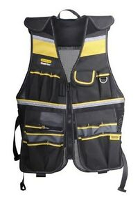 STANLEY-multifunction-and-work-vest-FatMax-Breathable-Robust