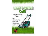 LAWN&GARDEN CARE