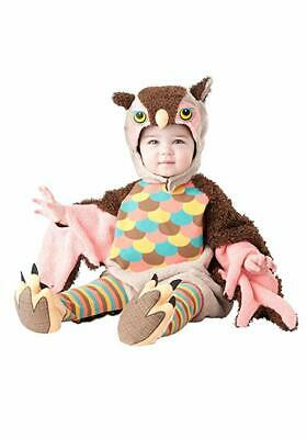 Baby Owl Costume for Infant Toddler - Choose Size 10023 FREE SHIPPING