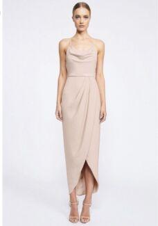 9a20e87807c Shona Joy - Cowl neck Dress