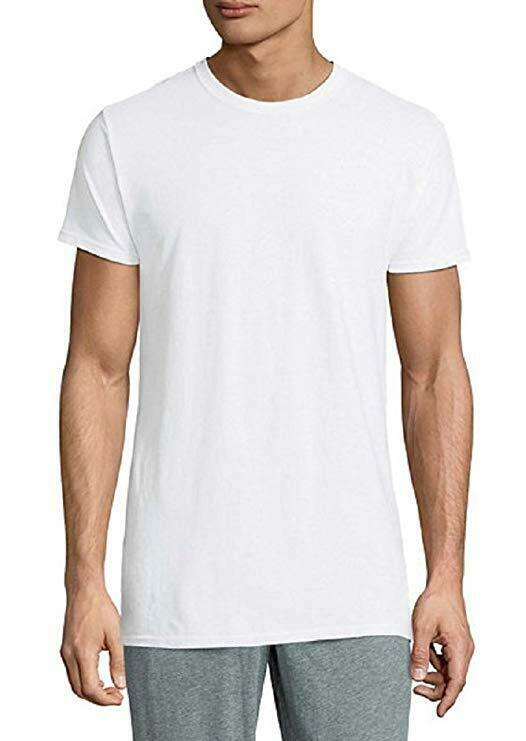 "Fruit of the Loom®  Men's 5-pack Crew T-Shirt  ""SIGNATURE &"