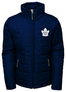 NHL Brand new Toronto Maple Leafs Youth Girls Jacket
