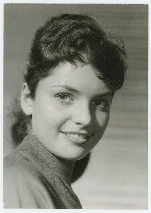 BARBARA FREY original movie photo 1958 TWO WORLDS