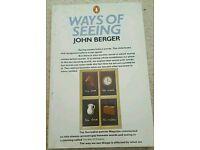 Ways of Seeing, John Berger