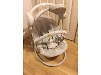 Baby swing chair bouncer mamas and papas