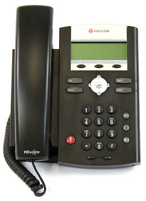 Polycom Soundpoint Ip 335 2-line Sip Desktop Phone 1668-12381-001 - Refurbished