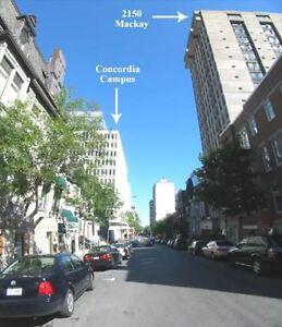2 BR, downtown, all inclusive - Next to Concordia Metro