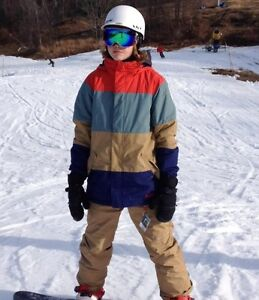 Burton Junior ski wear