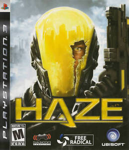 Haze game for ps3