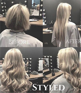 Hair Extensions -WINTER SPECIAL- Tape-Weft-Clip In-Halo- Narre Warren Casey Area Preview