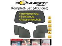 Sonniboy  BMW 3er F31 Touring ab 2012-/> Auto UV  Sonnenschutz Insektenschutz