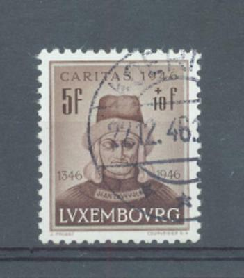 Luxembourg 1946 John the Blind 5f sg.491 used