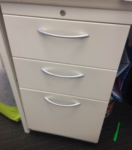 Office Under-Desk Drawers and Filing