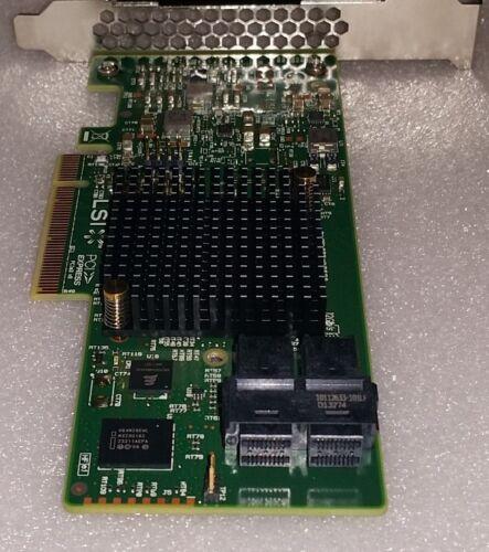 LSI SAS3008 9300-8i HBA PCI-E 3.0 SATA / SAS 8-Port SAS3 12Gb/s Host Bus Adapter