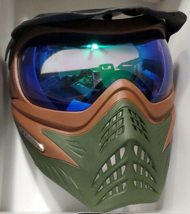 V force paintball mask