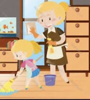 Filipina mom/daughter cleaning service