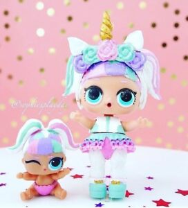 Lol unicorn dolls