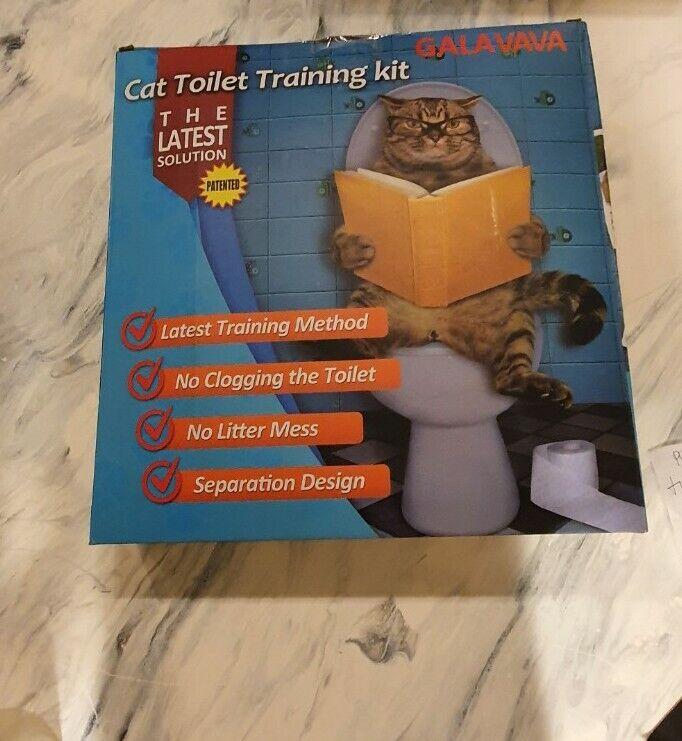 Cat Toilet Training Kit Galavava