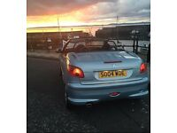 206 CC Convertible IMMACULATE for SWAP may sell