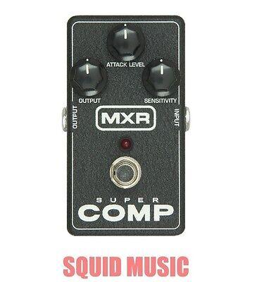MXR Dunlop Super Comp M-132 Compressor M132 Improved Dyna Comp ( OPEN BOX )
