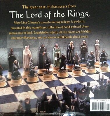 Eaglemoss The Lord Of The Rings Chesspiece Collection