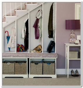 Personalize storage solutions - with the in-home consultation